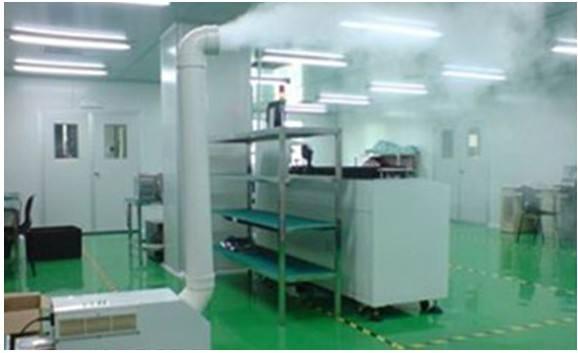 动物实验室采用哪种工业加湿器?