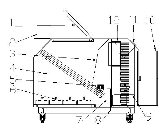 超声波加湿器部件组成