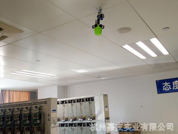 电子实验室除静电干雾加湿器