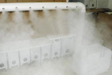 超声波加湿器出雾口