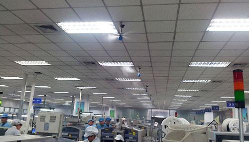 电子车间用工业加湿器生产厂家