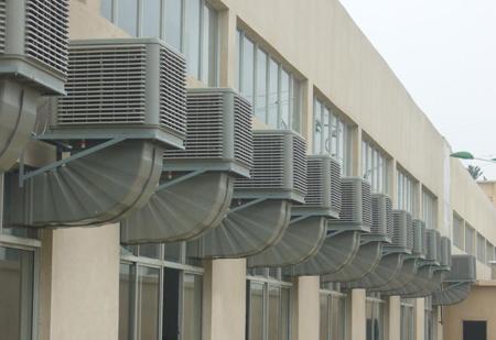 环保空调案例