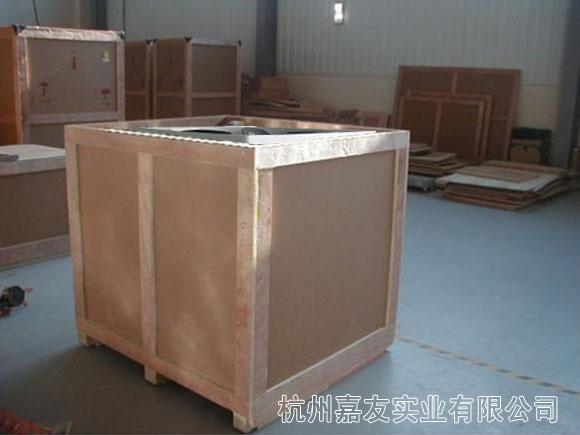 环保空调木箱包装