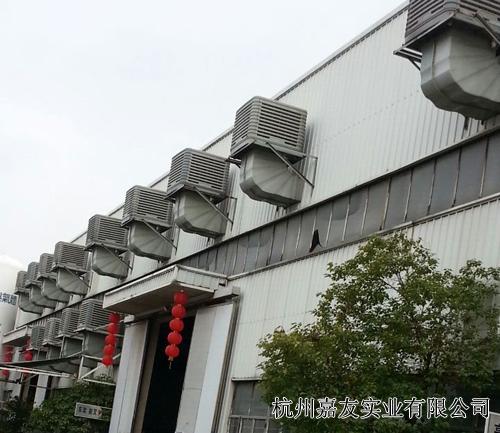 环保空调应用案例