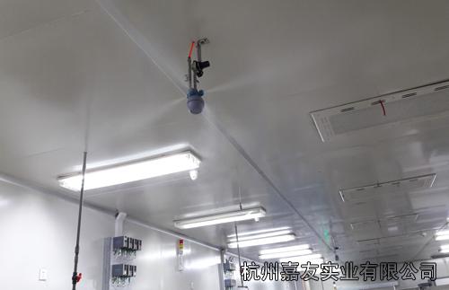 经过对比,国龙光伏科技有限公司选择了杭州嘉友干雾加湿器.
