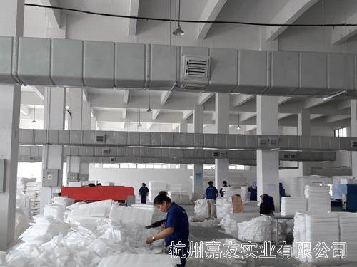节能环保空调风管安装图