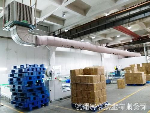 环保空调布袋式风管