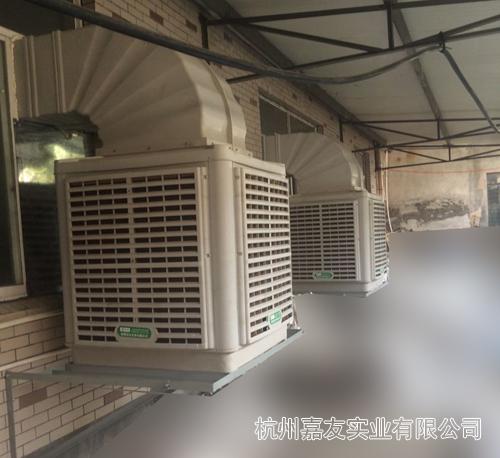 车间安装环保空调图