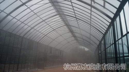 大棚高压微雾加湿器安装图