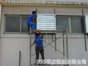 负压风机安装